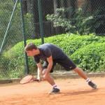 Tenisový turnaj v tenisové ctyrhre v Zubří 2014IMG_1800