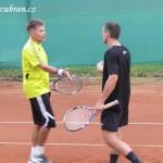 Tenisový turnaj v tenisové ctyrhre v Zubří 2014IMG_1832