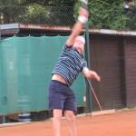 Tenisový turnaj v tenisové ctyrhre v Zubří 2014IMG_1858