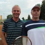 Tenisový turnaj v tenisové ctyrhre v Zubří 2014IMG_1877