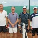 Tenisový turnaj v tenisové ctyrhre v Zubří 2014IMG_1881