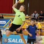 Turnaj žáků v házené v Zubří zaří 2014hazena 09.2014 051