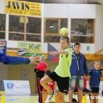 Turnaj žáků v házené v Zubří zaří 2014hazena 09.2014 054
