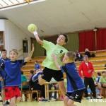 Turnaj žáků v házené v Zubří zaří 2014hazena 09.2014 076