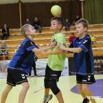 Turnaj žáků v házené v Zubří zaří 2014hazena 09.2014 088