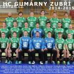 HC Zubří Muži společná 2014 2014
