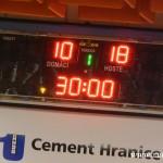 Cement Hranice - HC Gumárny Zubří házená extraliga  2014 2015 0032
