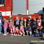 Hasičské cvičení v mateřské škole na sídlišti v Zubří 10.2014 0016
