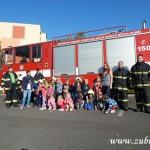 Hasičské cvičení v mateřské škole na sídlišti v Zubří 10.2014 0021