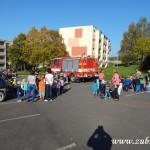 Hasičské cvičení v mateřské škole na sídlišti v Zubří 10.2014 0025