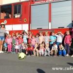 Hasičské cvičení v mateřské škole na sídlišti v Zubří 10.2014 0038