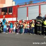 Hasičské cvičení v mateřské škole na sídlišti v Zubří 10.2014 0051