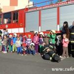 Hasičské cvičení v mateřské škole na sídlišti v Zubří 10.2014 0063