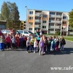 Hasičské cvičení v mateřské škole na sídlišti v Zubří 10.2014 0070