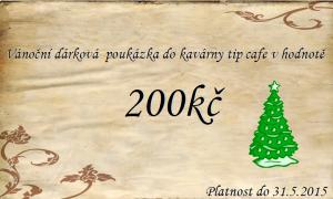 Poukaz 200