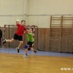 Rožnovský turnaj minižáků v házené 27.9.2014 ovládli malí Zubřani  0003
