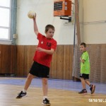 Rožnovský turnaj minižáků v házené 27.9.2014 ovládli malí Zubřani  0004