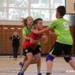 Rožnovský turnaj minižáků v házené 27.9.2014 ovládli malí Zubřani  0008
