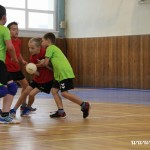 Rožnovský turnaj minižáků v házené 27.9.2014 ovládli malí Zubřani  0009