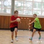 Rožnovský turnaj minižáků v házené 27.9.2014 ovládli malí Zubřani  0010