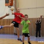 Rožnovský turnaj minižáků v házené 27.9.2014 ovládli malí Zubřani  0013