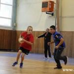 Rožnovský turnaj minižáků v házené 27.9.2014 ovládli malí Zubřani  0014