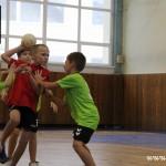 Rožnovský turnaj minižáků v házené 27.9.2014 ovládli malí Zubřani  0017