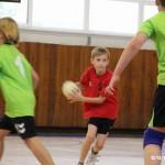Rožnovský turnaj minižáků v házené 27.9.2014 ovládli malí Zubřani  0019