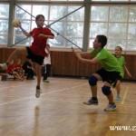 Rožnovský turnaj minižáků v házené 27.9.2014 ovládli malí Zubřani  0026