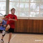 Rožnovský turnaj minižáků v házené 27.9.2014 ovládli malí Zubřani  0053