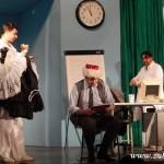 Slezské divadlo Opava RODINA JE ZÁKLAD STÁTU v Zubří  20140006