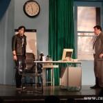 Slezské divadlo Opava RODINA JE ZÁKLAD STÁTU v Zubří  20140008