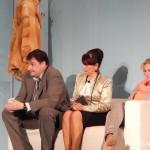 Slezské divadlo Opava RODINA JE ZÁKLAD STÁTU v Zubří  20140037