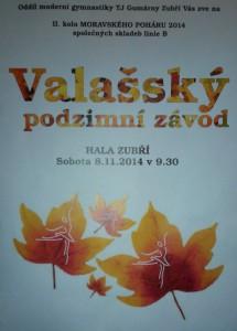 Valašský podzimní závod
