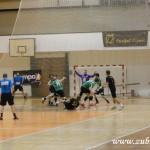 Handball KP Brno – HC Gumárny Zubří 2014 2015 házená 0045