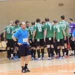 Handball KP Brno – HC Gumárny Zubří 2014 2015 házená 0053