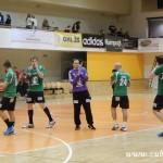 Handball KP Brno – HC Gumárny Zubří 2014 2015 házená 0072