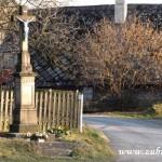 Kříž u rozcestí do Čertoryjí