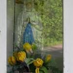 Mariánská kaplička na Machulkách