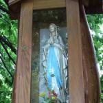 Mariánská kaplička na Porubkách