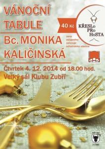 Plakát Vánoční tabule1