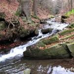Potok pod Hradišťkem