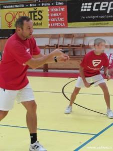 Sportovní hala žila badmintonem 2014 0063