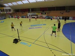 Sportovní hala žila badmintonem 2014 0070