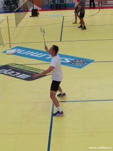 Sportovní hala žila badmintonem 2014 0085