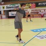 Sportovní hala žila badmintonem 2014 0090