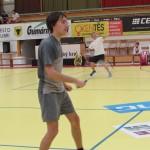 Sportovní hala žila badmintonem 2014 0091