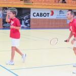 Sportovní hala žila badmintonem 2014 0098