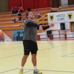 Sportovní hala žila badmintonem 2014 0103