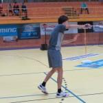 Sportovní hala žila badmintonem 2014 0125